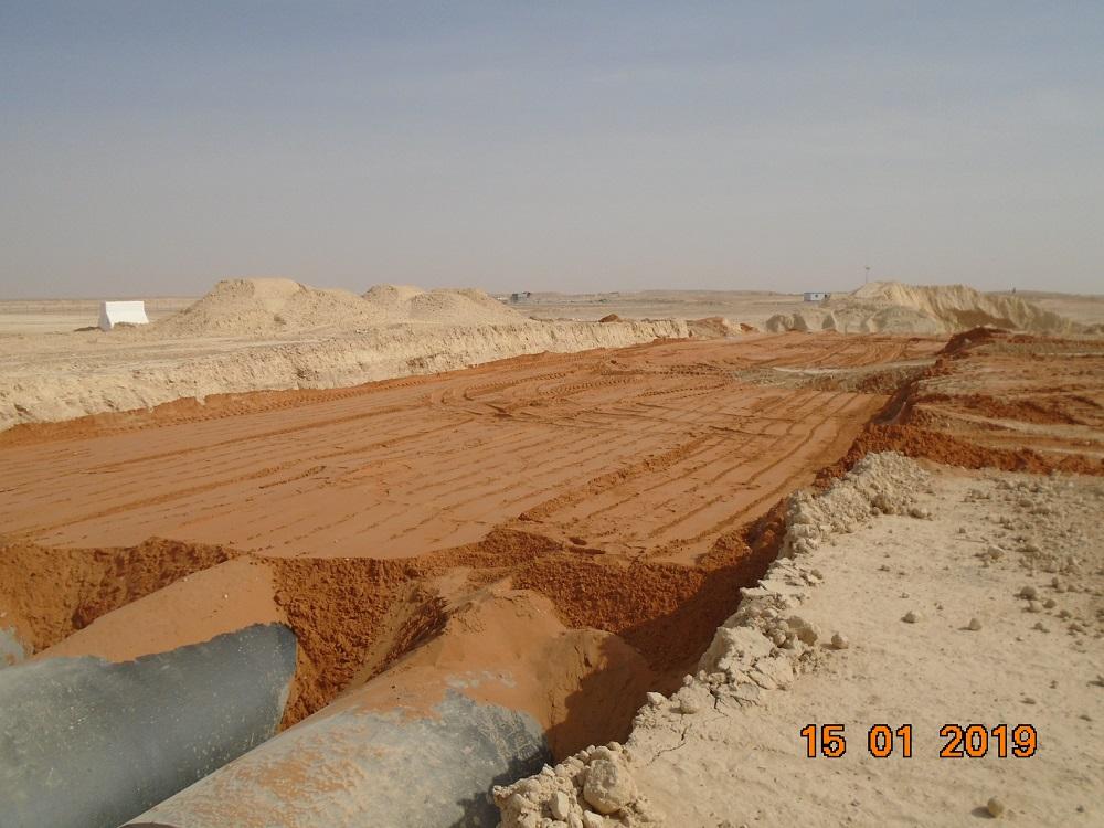أرض مهرجان الملك عبدالعزيز للصقور